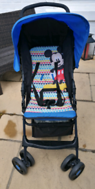 Hauck Disney Sport Pushchair with Raincover