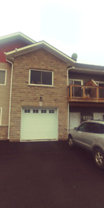 3 bedroom, 3 yr old townhouse on Main st acroos from lake