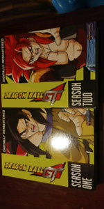 Dragon Ball GT seasons 1 and 2