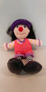 Big Comfy Couch large stuffed doll