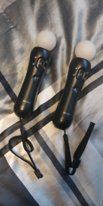 2 PS4 wands, hardly used! S100 or trade?