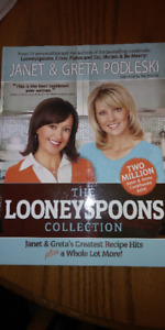 Looneyspoons Collection,  Cookbook
