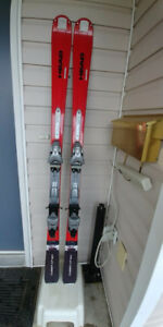 Head Cyber XP 80 skis with Tyrolia