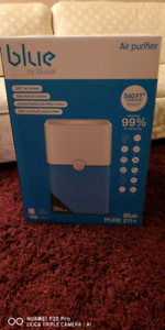 Blue Pure 211+ Air Purifier with Two Washable Pre-Filters