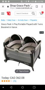 Graco pack n play twins