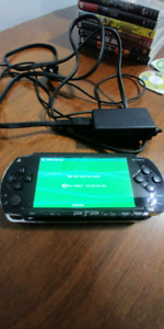 PSP, Games & Movies