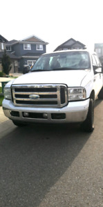 Ford F350 XLT Super Duty Crew OBO