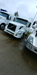 2008 Volvo VNL 630 DEALER MAINTAINED FRESH SAFETY