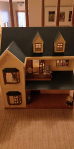 Calico Critters Toy House