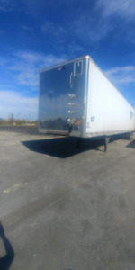 Trailers for sale or take over the lease