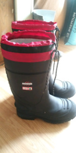 Women's Aggressor CSA approved rubber boots
