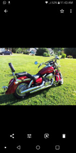 2012 750 Honda Shadow Aero ABS