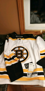 Boston bruins jersey brand new with tags