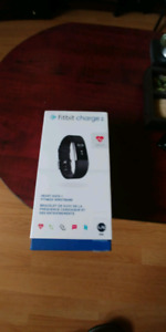 Fitbit charge 2 comme neuve