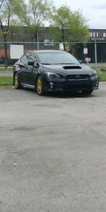 Subaru sti 2017 !!!!