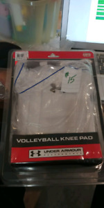 Underarmour volleyball knee pads