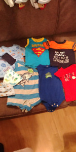 0-3m boys clothes
