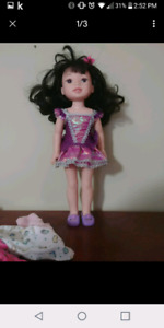 American Girl Doll and extra outfits