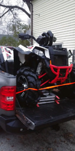 Parting out 2014 polaris scrambler 1000