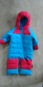 Alpine brand new 6 month snow suit or bunting bag