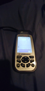 Lowrance GPS iFinder H2O