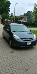 2009 Toyota Sienna LE, certified
