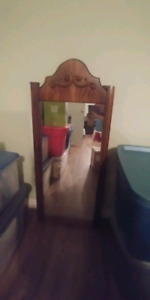 Pair of mirrors - great to refinish!!