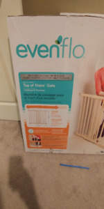New Evenflo Top of Stairs Baby Gates (x2) $40/ea obo