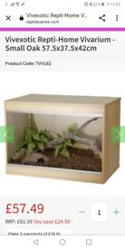 Vivexotic small vivarium (tank)