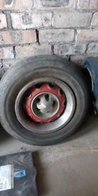 Mopar rallye wheels 5x114.3