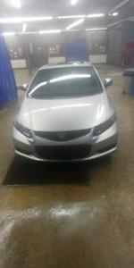 2012 honda civic, coupe, EX , low km