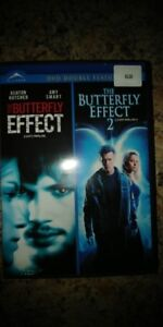 The Buttlefly effect 1 &2 DVD