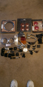 Stock Harley parts from 2005  Road King