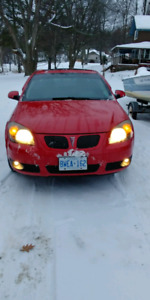 2008 Pontiac G5 AS IS