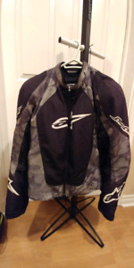 Alpinestars Sniper Air Flo motorcycle jacket camo