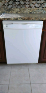 Kenmore dishwasher for sale