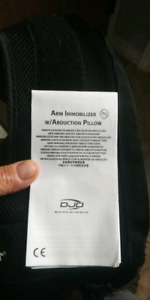 Arm Immobiler with Abduction Pillow