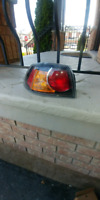 MITSUBISHI LANCER TAIL LIGHT LENS