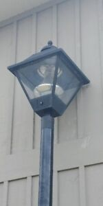 Cast Lamp Post - Commercial/Residential