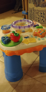 Fisher-Price Laugh & Learn Musical Table Activity Center