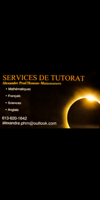 Tutorat primaire / secondaire