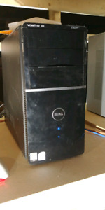 Dell desktop tower only