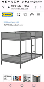 Ikea bunk bed used
