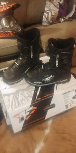 Fxr snowmobile boots size 12