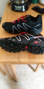 Mens salomon shoes