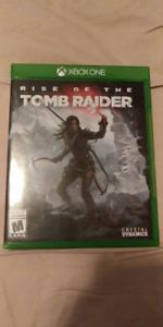 1 Jeux Xbox One à vendre