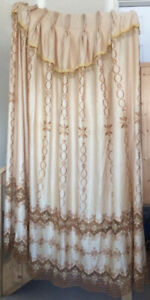 CURTAINS FOR SALE! 20 PIECES FOR $75