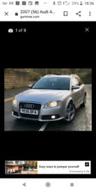 Audi a4 2.7 tdi sline