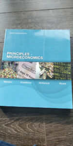 Principles of Microeconomics - 4th Canadian Edition