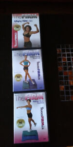 The Transfirmer DVDs